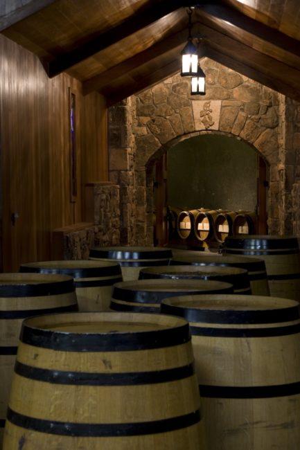 A. Rafanelli Winery Cellarsin Healdsburg, California