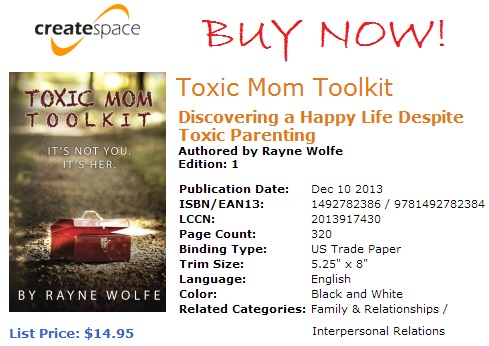 Buy Toxic Mom Toolkit on Create Space