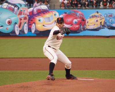 San Francisco Giants:Barry Zito