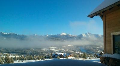 Ski in Big Sky Montana