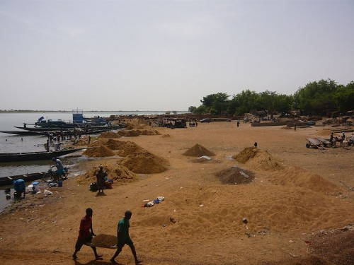 Back A Woman's Dream in Honor of Women on Kiva: Segou people at work
