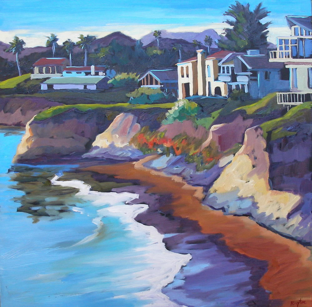 A Dreamers Secret To Painting in San Luis Obispo