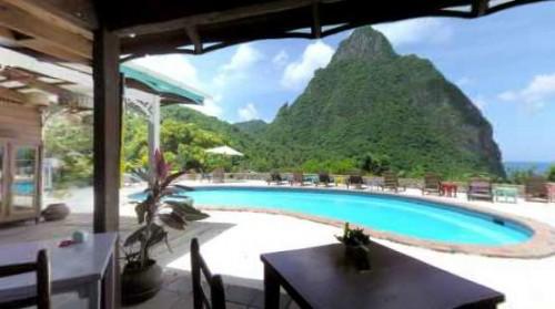 Travel Saturday: Escape to the Caribbean to Stonefield Villa
