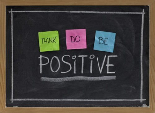 3 Ways to Become More Positive: Think, Do and Be