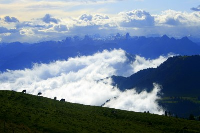 Must-Sees on a European Dream Vacation: Switzerland from Mt Rigi