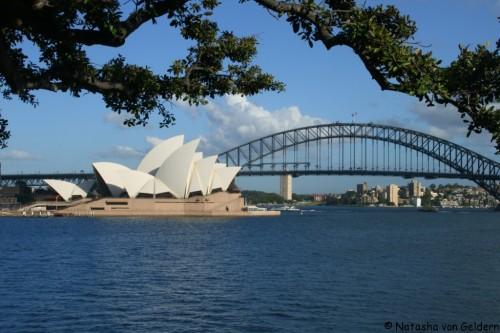 World Travel Dreams: Sydney Opera House and Harbour Bridge Australia