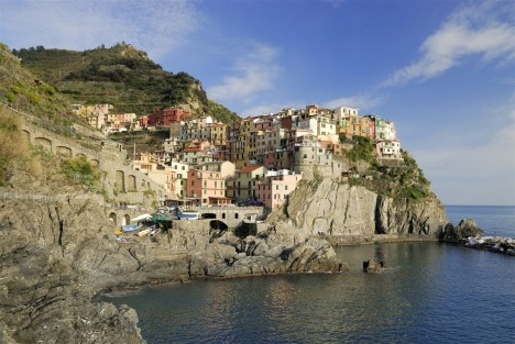Great Railway Journeys: The Cinque Terre villages by train in Italy