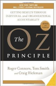 Top 6 Benefits of Having A Dream Success Accountability Partner  - The Oz Principle: Getting Results Through Individual and Organizational Accountability