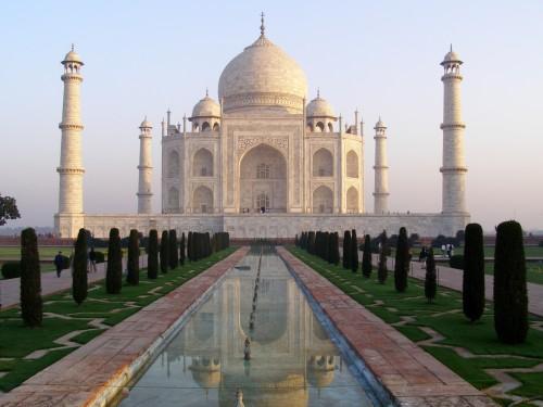 The Taj Mahal, India (pic - Natasha von Geldern)