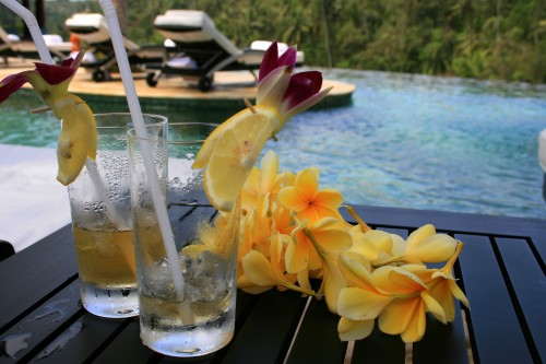 The Viceroy, Bali - welcome