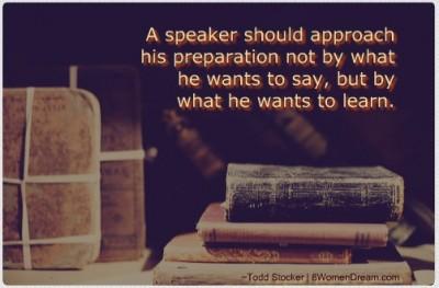 Best Motivational Speaker Books: Quote by Todd Stocker