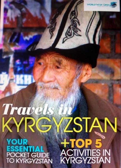 Travels in Kyrgyzstan ebook