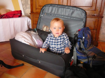 Travel with children - Ready to go again!