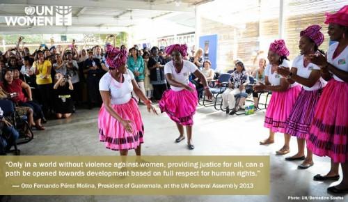 South Africa Women's Day 2014: Empowering Women to Dream Big - UNWomen International/ Photo:  Bernadino Soares