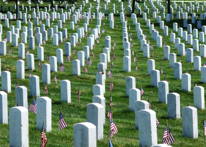 A Truly Wordless Wednesday Spent Honoring the Brave With Images