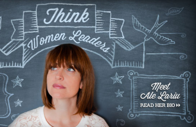 Ale Lariu and Feast Topic: Think Women Leaders