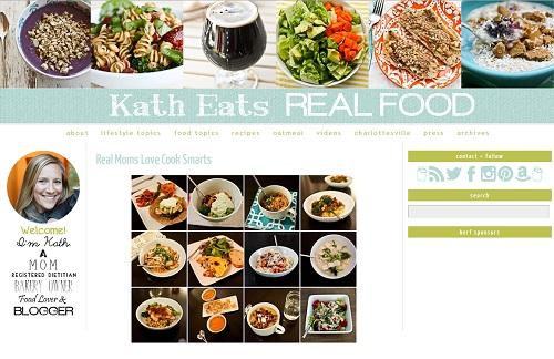American Blogger Film Ignites Blogging Shitstorm: Kath Eats Real Food blog