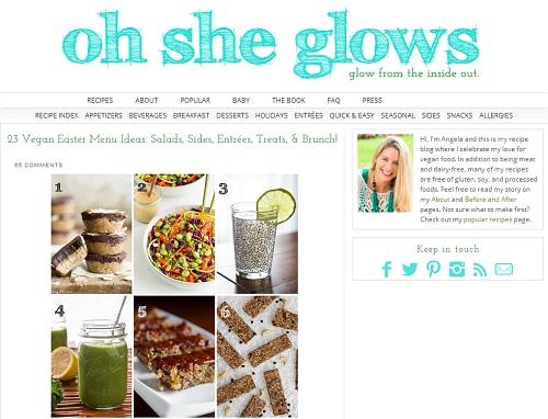 American Blogger Film Ignites Blogging Shitstorm : oh she glows blog