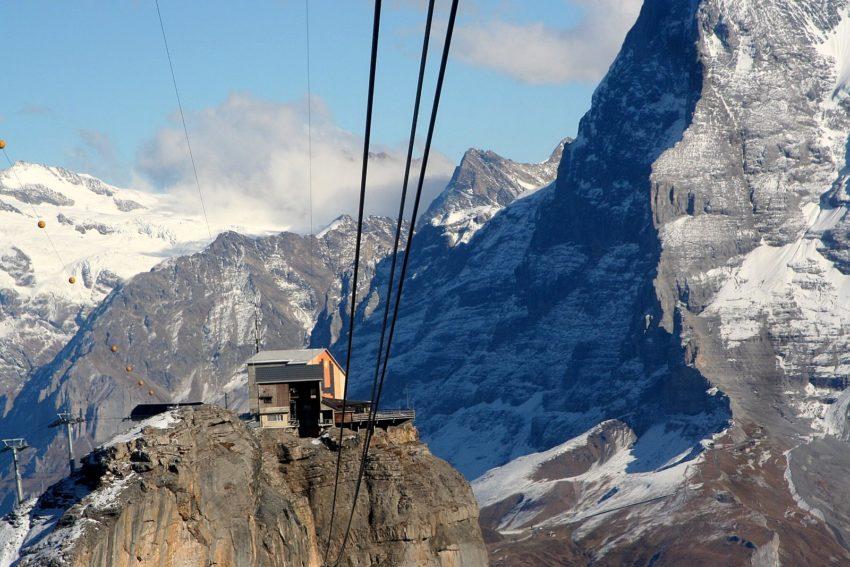 8 Top Travel Gratitude Retreats: Birg Switzerland in the Alps