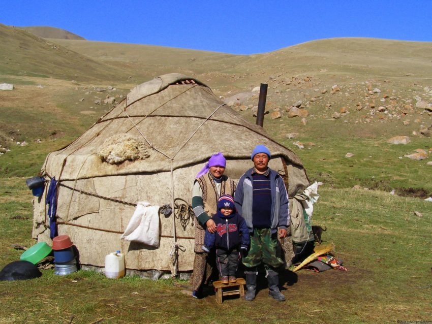 Best Travel Photos from the World Wandering Kiwi: Kyrgyzstan's people