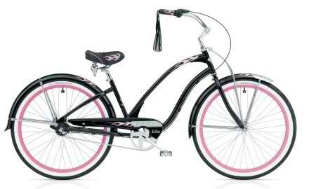 Author Catherine Hughes' 3-speed Betty Beach Cruiser Bike