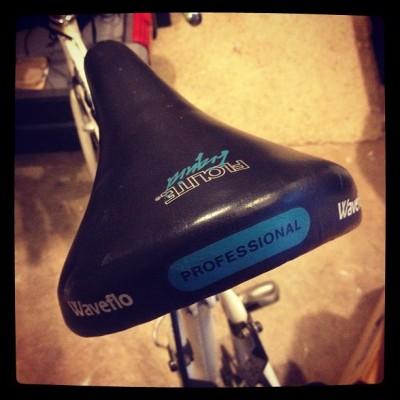 triathlon training if I can ride the Bianchi
