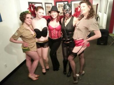 Live big dreams burlesque in Albany