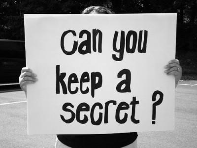 keeping your dream a secret