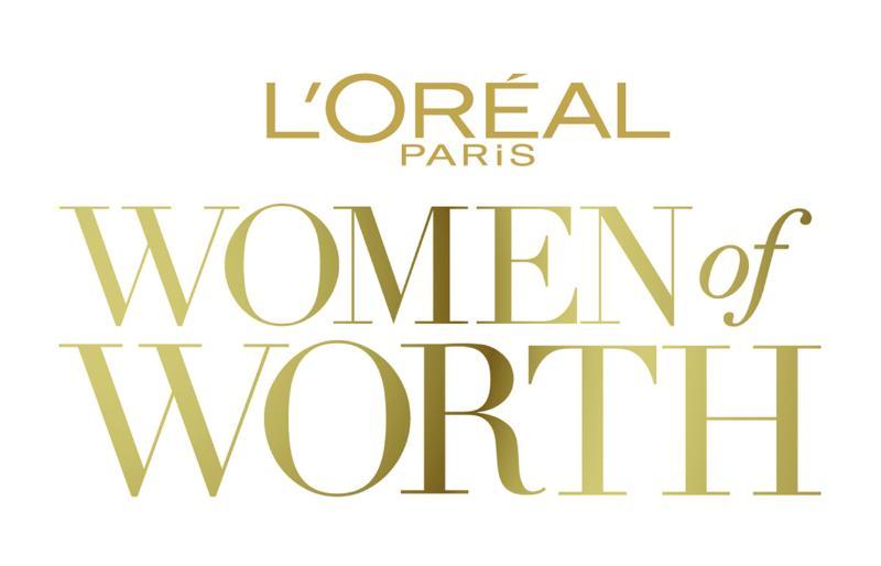 Celebrating Women of Worth: L'Oreal Paris Women of Worth Logo