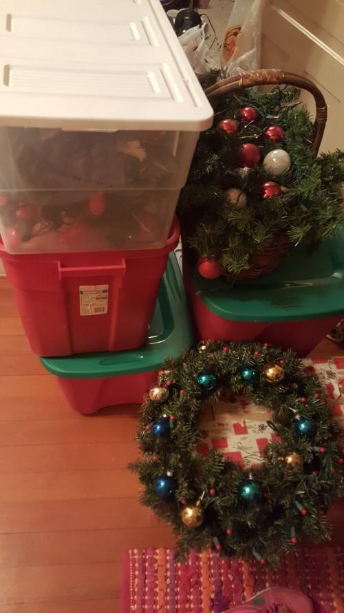 christmas after divorce
