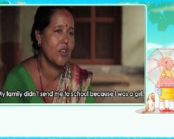Big Dream Story: Teach Women To Read in Nepal