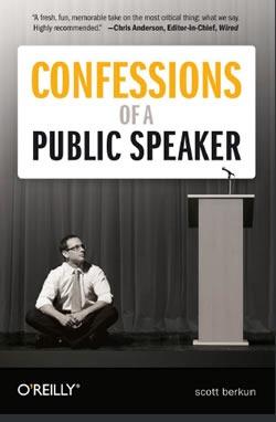 Best Motivational Speaker Books: Confessions of a Public Speaker