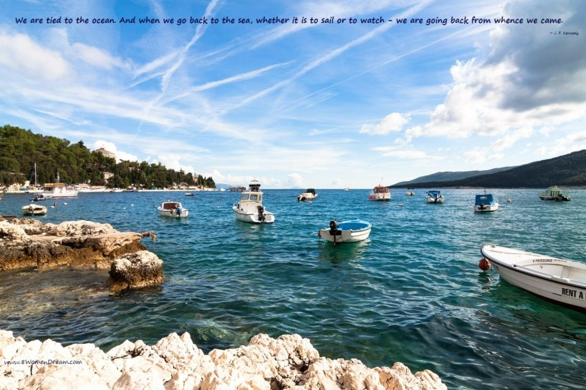 Is Your Dream to Travel by Yacht like Beyonce? Croatia by boat