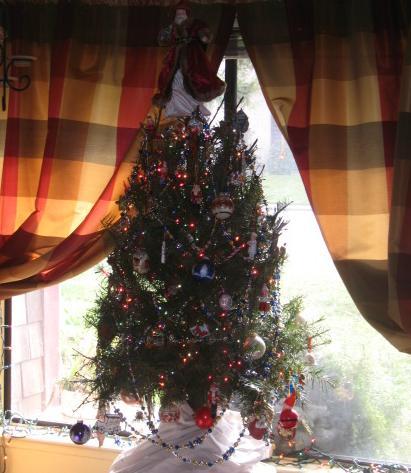 Catherine's Christmas tree