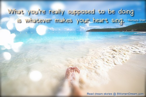 10 Ways to Discover your Passion: Do what makes your heart sing by Barbara Sher