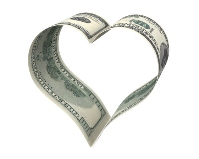 Dollars, Cents, and Valentines