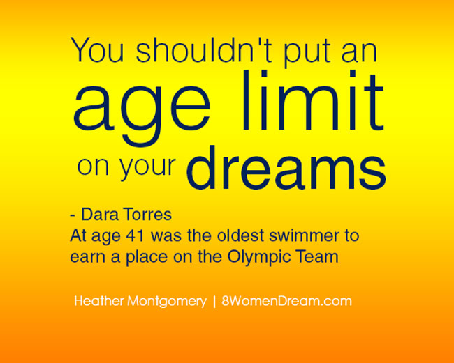 Dream Big at Any Age: Fitness Inspiration from Dara Torres