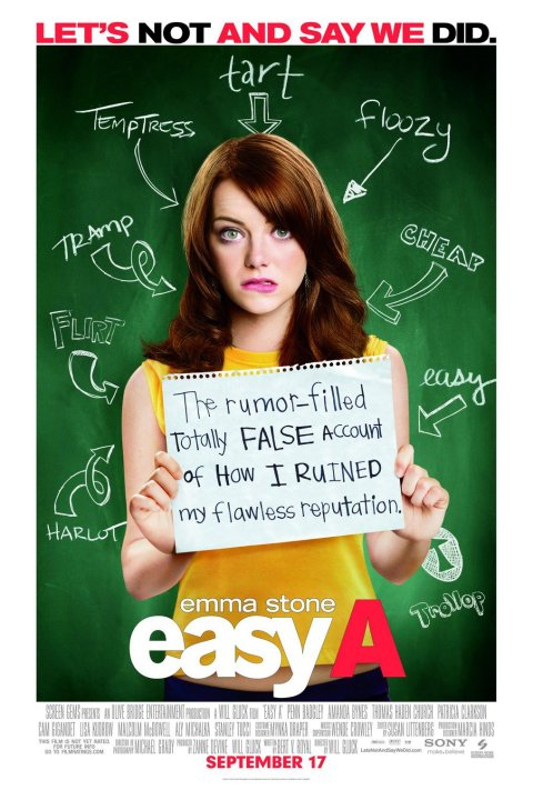 Easy A Is An Easy Review For This Screenwriter