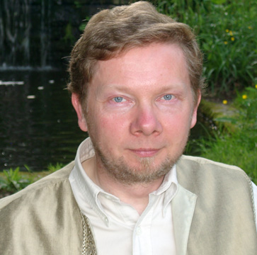 Eckhart Tolle, A New Earth and More Life Lessons