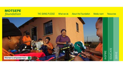 8 South African Organizations Empowering Women: Motsepe