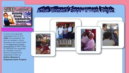 8 South African Organizations Empowering Women: AWEP
