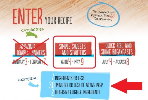 Culinary Dreams: Enter your recipe in the Pillsbury Bake-off