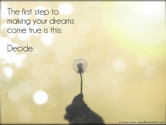 How to Find Your Dream in 5 Easy Steps
