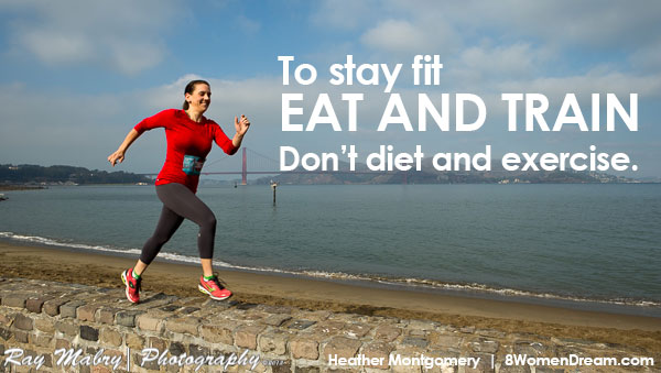 Fitness Advice: Do Not Diet