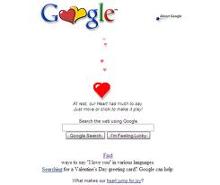 Love is the most Googled word