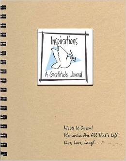 Gratitude Thoughts on Sharing the Light - Inspirations: A Gratitude Journal Buy on Amazon.com