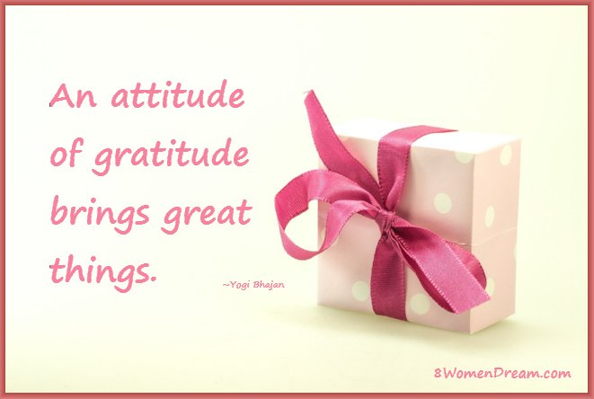gratitude picture quote gratitude brings great gifts