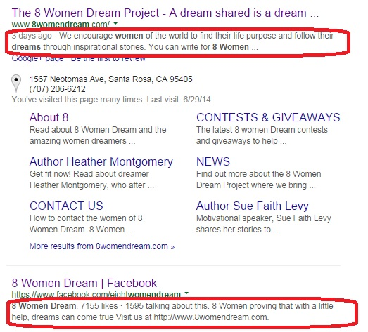 The Secret to Being a Great Blog Writer - Meta descriptions