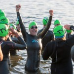 heather sprint triathlon swim