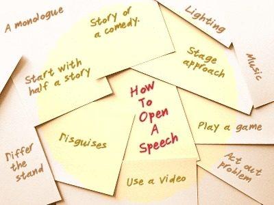 How to Open a Speech: 10 Great Speech Openings